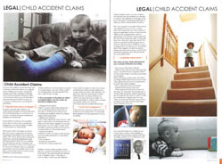 child accident compensation